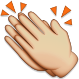 alkış sembolü