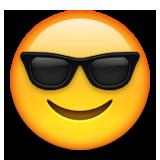 Güneş gözlüklü ifadesi