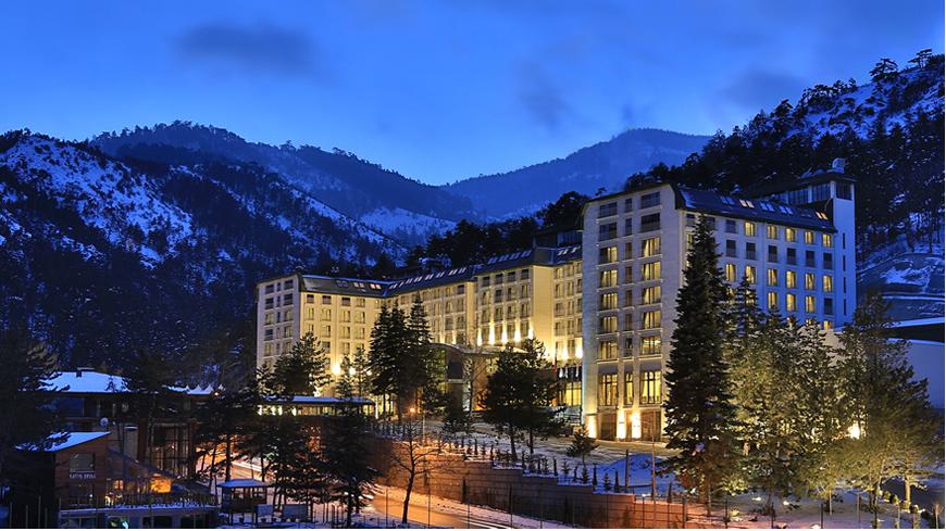 Çam Hotel