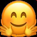 Sarılma Emoji