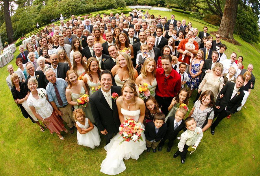 düğün toplu çekim