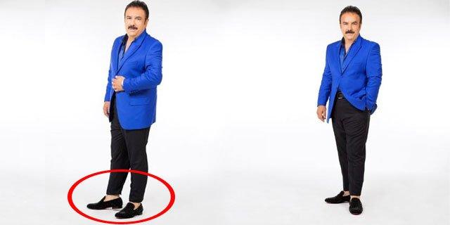 kısa paça pantolon modasına berbat bir örnek