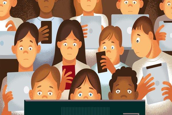 sosyal medya bağımlılığı derslere odaklanmayı azaltır