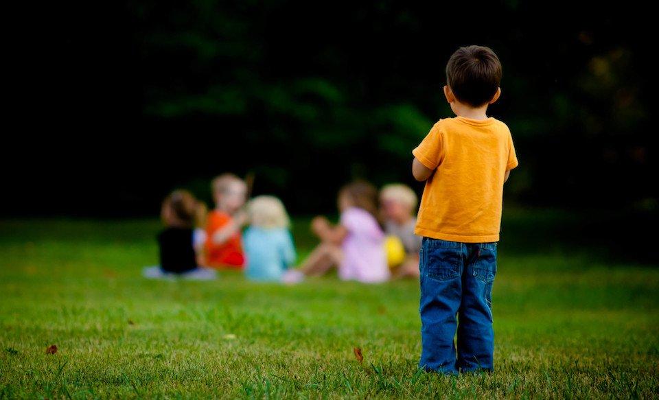 sosyal fobi çocuklukta başlayabilir