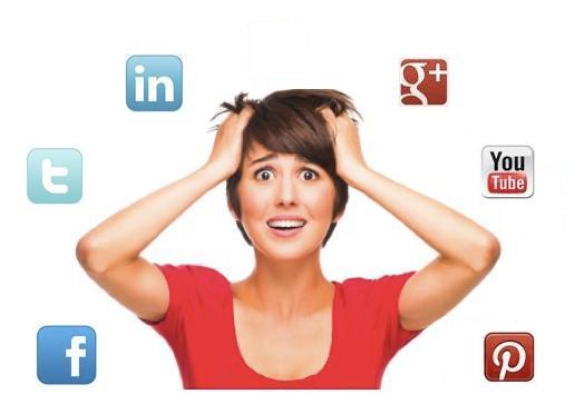 Sosyal medya bağımlılığı insanların beynini gereksiz bilgilerle doldurur
