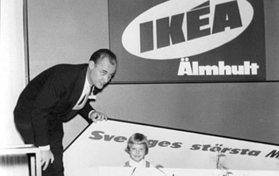 a history of the ikea company The swedish ready-to-assemble furniture company could have a successful about any ipo out there is the swedish ready-to-assemble furniture store chain ikea.