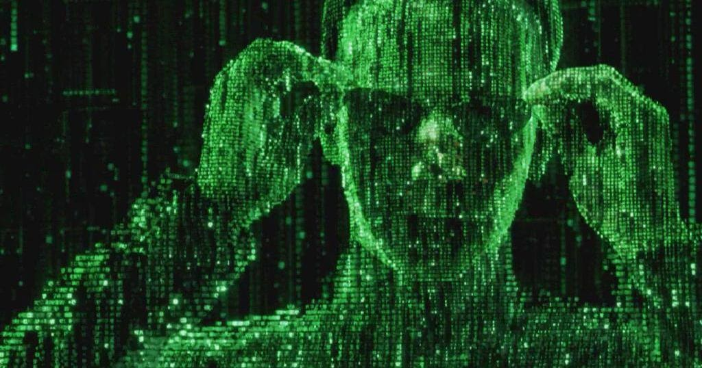 matrix sanal dünya