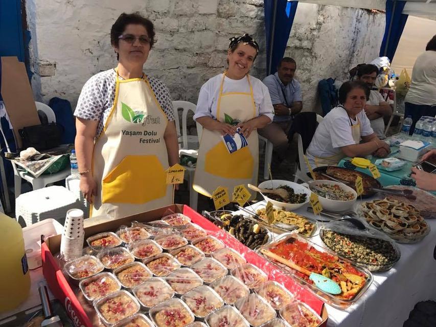 Türkiye'nin İlk 'Vegan Vejetaryen Festivali' Vegfest Bu Yıl Didim'de Gerçekleşti.
