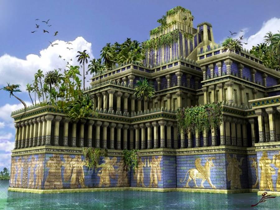 Babil'in Asma Bahçeleri Efsanesi Hakkında Bilmeniz Gerekenler