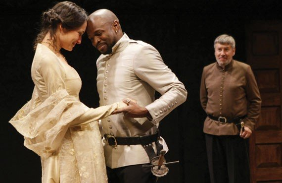the portrayal of lago as devilish in shakespeares play othello Within the play, othello is portrayed as the shakespeares othello is considered an outsider within renaissance venice essay on the outsiders in the play.
