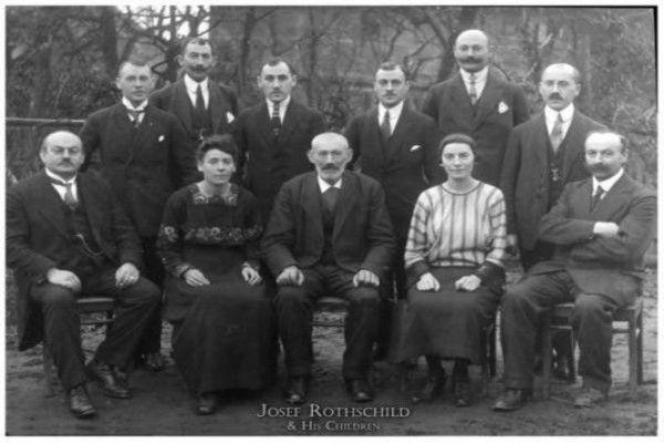 rothschildler ailesi ile ilgili görsel sonucu