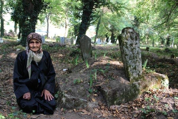 ıssız cuma mezarlığı