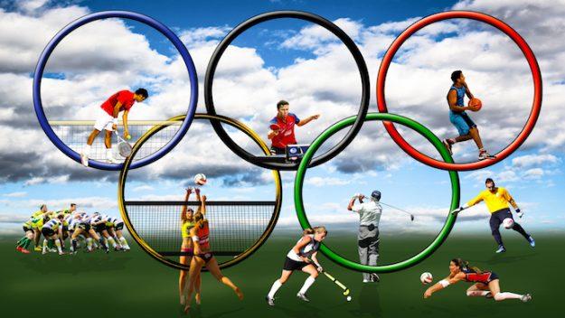 olimpiyat oyunları