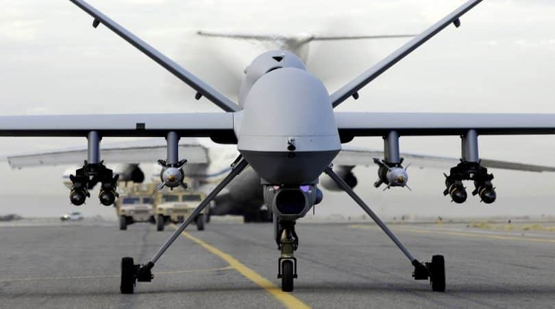 askeri drone