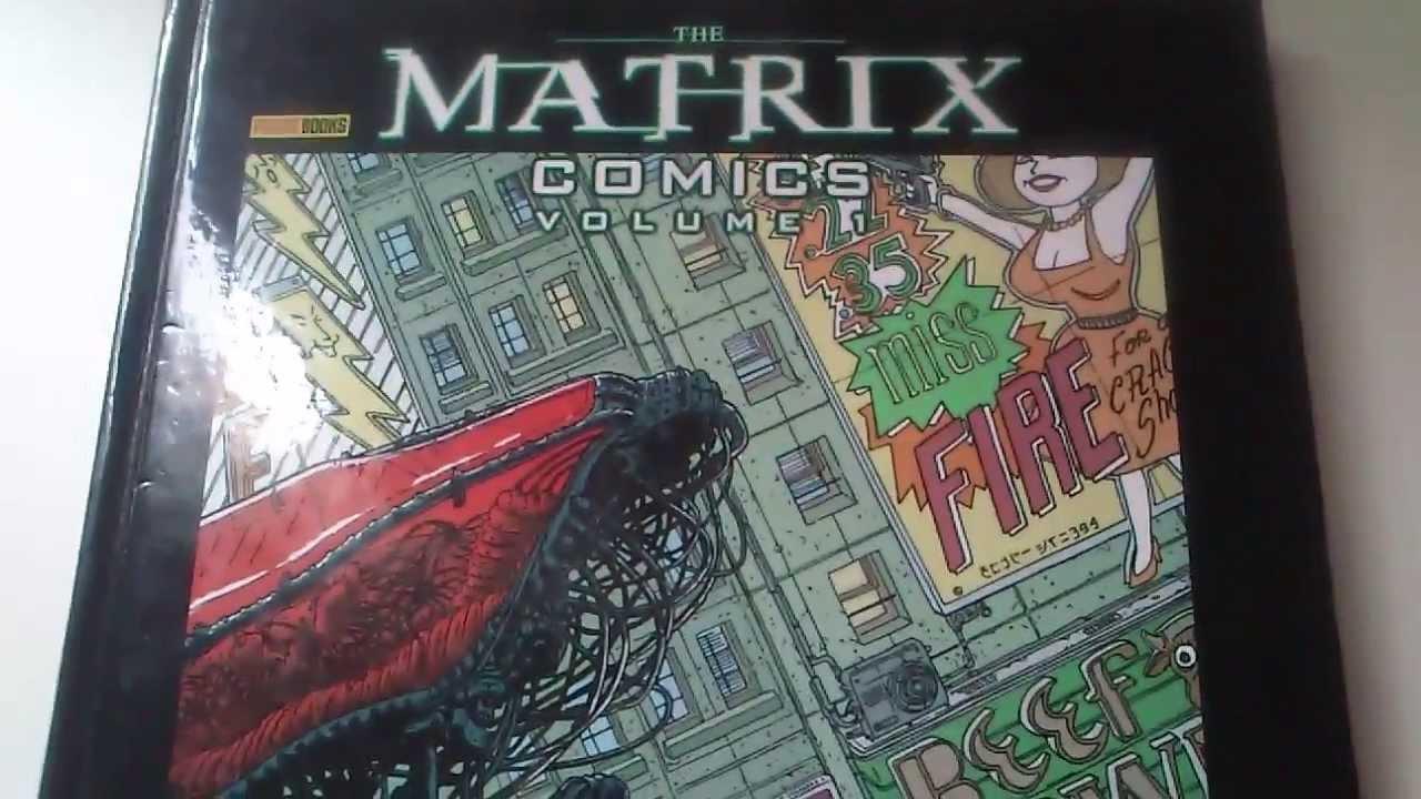 matrix çizgi roman