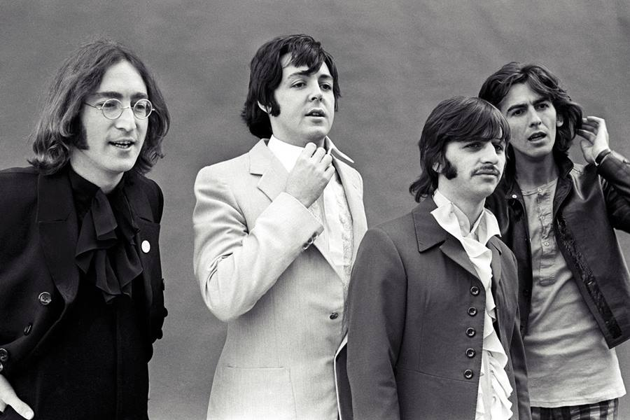 The Beatles testi