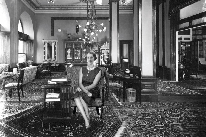 Agatha Christie Pera Palas