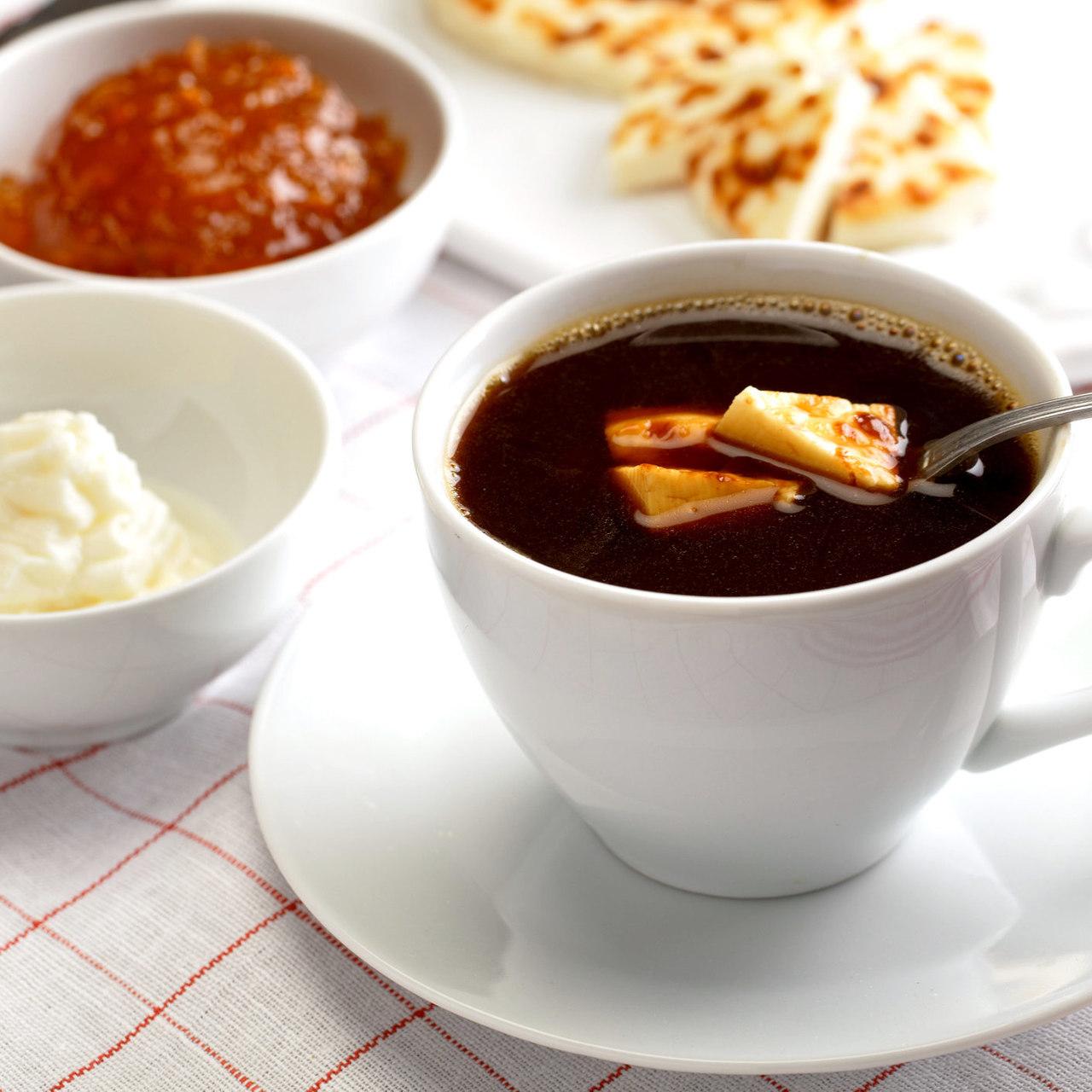 Сырный чай рецепт с фото